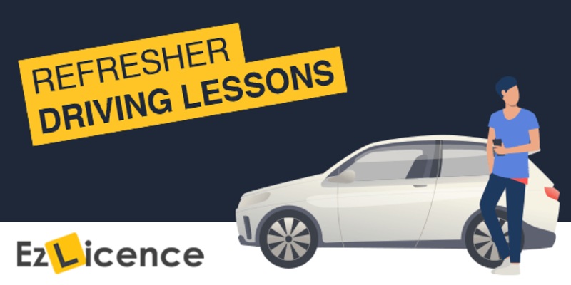 Stay at Your Best with Refresher Driving Lessons