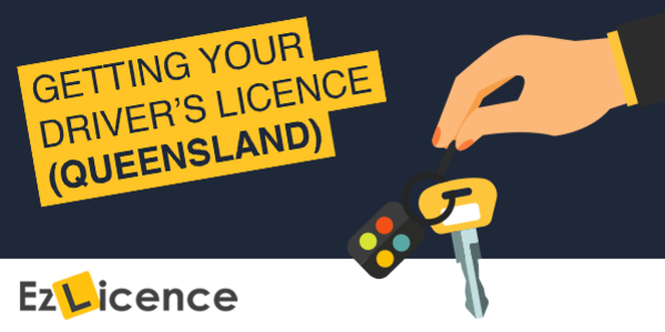 How do I get a Queensland driver's licence?