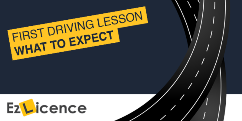What To Expect On Your Very First Driving Lesson