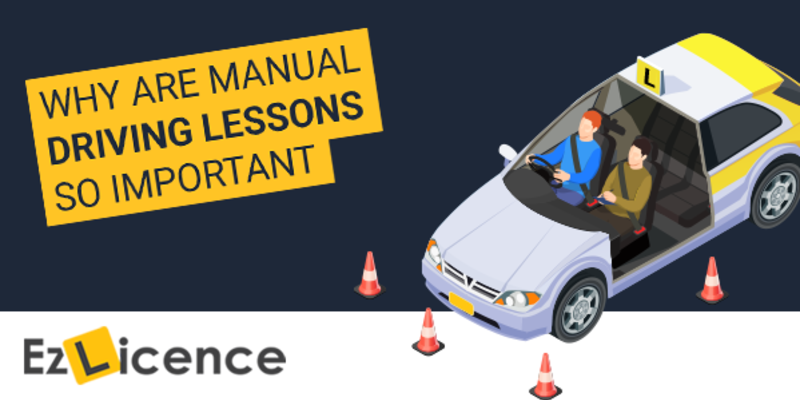Why Are Manual Driving Lessons So Important?