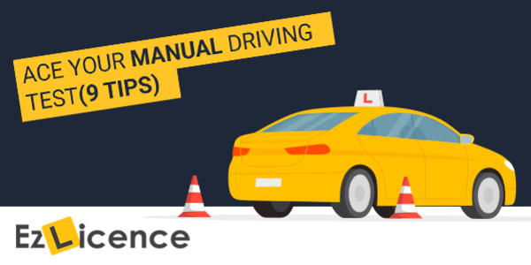 9 Manual Driving Test Tips To Ace Your Test