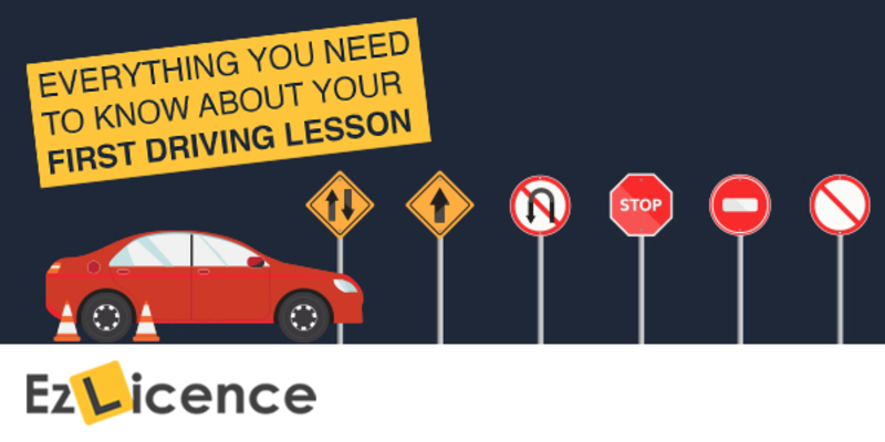 Everything You Need to Know About Your First Driving Lesson