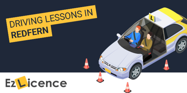 Driving Lessons In Redfern
